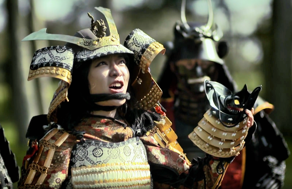 Kunjue Li in 'Ancient Assassins' on the Discovery Channel